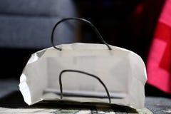 Бумажная сумка Стоковое Изображение