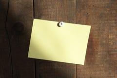 бумажная таблетка Стоковое Изображение