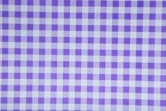Бумажная текстура в checkered Стоковые Изображения