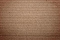 Бумажная текстура - лист коричневой бумаги Стоковые Фотографии RF