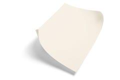 бумажная часть стоковое фото rf