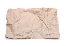бумажная часть стоковое изображение