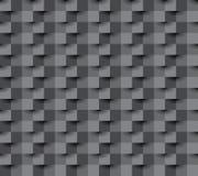 Бумажная чернота квадрата 11 Стоковое фото RF