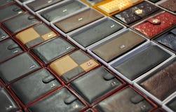 бумажники Стоковое Изображение RF
