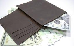 Бумажник Брайна Стоковая Фотография