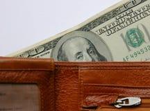 бумажник визирования Стоковые Фотографии RF