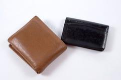 бумажник владельец карточки дела Стоковые Изображения RF