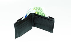 бумажник дег Стоковая Фотография