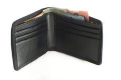 бумажник дег s людей Стоковые Фото