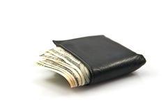 бумажник доллара Стоковое фото RF