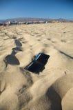 бумажник пляжа Стоковые Фотографии RF