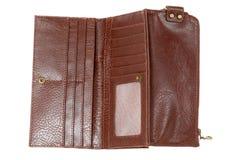 бумажник портмона повелительниц роскошный Стоковое Изображение RF