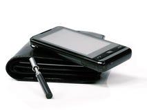 бумажник телефона Стоковые Фото