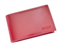 Бумажник для карточек стоковое фото rf