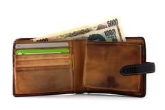 бумажник Стоковые Фотографии RF
