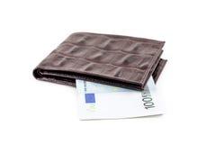 Бумажник Стоковые Изображения