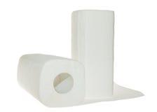 Бумажное полотенце Стоковое Изображение RF