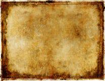 бумажное ржавое Стоковые Фотографии RF