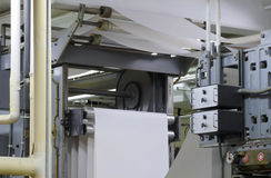 бумажное давление Стоковое фото RF