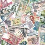 бумажные деньги Стоковое фото RF