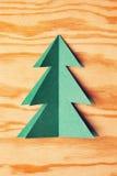 Бумажные деревья Стоковая Фотография RF