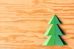 Бумажные деревья Стоковые Фотографии RF