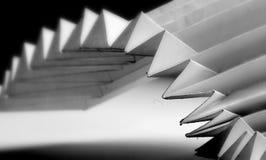Бумажные конспекты стоковое изображение rf