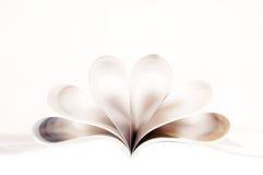 бумажные листы Стоковые Изображения