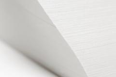 бумажные листы Стоковое Фото