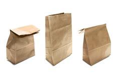 Бумажные сумки Стоковая Фотография RF