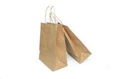 Бумажные сумки Стоковое Изображение