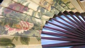 Бумажный вентилятор Стоковые Изображения