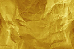 бумажный желтый цвет Стоковые Фотографии RF