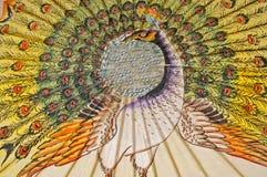 бумажный павлин Стоковая Фотография RF