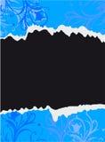 бумажный разрыв Стоковые Изображения