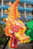 Бумажный дракон Стоковая Фотография