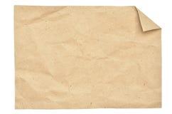 бумажный сбор винограда космоса Стоковые Фотографии RF