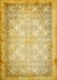 бумажный сбор винограда текстуры Стоковые Фотографии RF