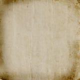 бумажный сбор винограда текстуры Стоковая Фотография