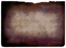 бумажный сбор винограда Стоковое Фото