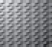 Бумажный серый цвет квадрата 11 Стоковые Изображения RF