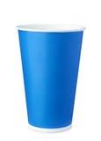 Бумажный стаканчик стоковое фото
