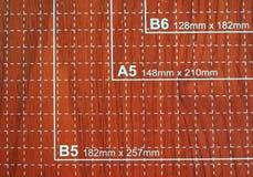 Бумажный триммер используемый для scrapbooking Стоковые Фото