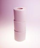 бумажный туалет Стоковые Изображения RF