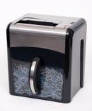 бумажный шредер стоковая фотография