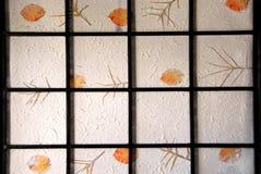 бумажный экран риса Стоковые Изображения
