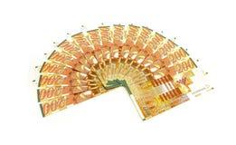 200 бумажных денег шекеля Стоковые Изображения