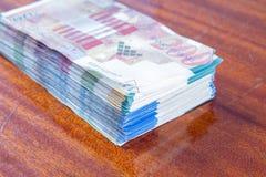 200 бумажных денег шекеля Стоковые Изображения RF