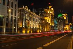 Бунд Шанхая Стоковое Изображение RF