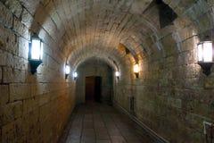 Бункер секрета подземный Стоковые Фотографии RF